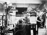 The parity experiment apparatus at the National Bureau of Standards in 1956